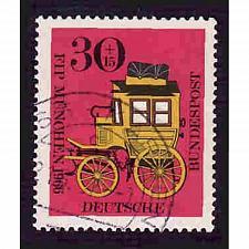 Buy German Used Scott #B416 Catalog Value $.60