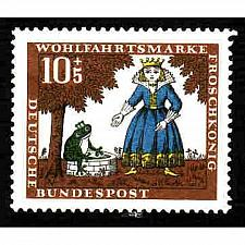 Buy German MNH Scott #B418 Catalog Value $.25