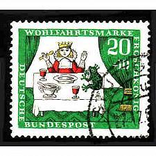 Buy German Used Scott #B419 Catalog Value $.25