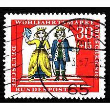 Buy German Used Scott #B420 Catalog Value $.25
