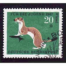 Buy German Used Scott #B423 Catalog Value $.35