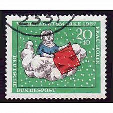 Buy German Used Scott #B427 Catalog Value $.25