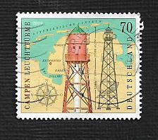 Buy German Used Scott #3100 Catalog Value $.80