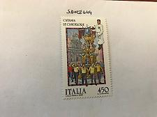 Buy Italy Folklore Catania mnh 1986 stamps