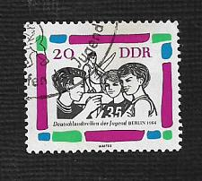 Buy Germany DDR Used Scott #696 Catalog Value $.25