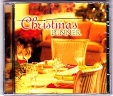 Buy Christmas Dinner by Various Artists CD - Brand New