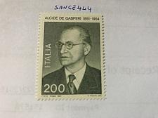 Buy Italy A. de Gasperi 1981 mnh stamps