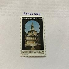 Buy Italy F. Borromini architect 1967 mnh stamps