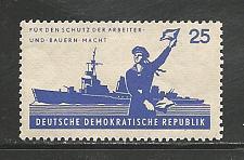 Buy German DDR Hinged Scott #601 Catalog Value $.25