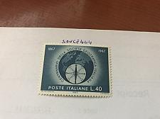 Buy Italy Geographic association mnh 1967 stamps