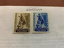 Buy Italy Esposizione Agricoltura vlh 1953 stamps