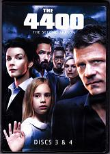 Buy The 4400 - Complete 2nd Season DVD 2006, 4-Disc Set - Very Good