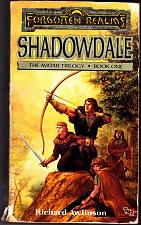 Buy Shadowdale (#1) by Richard Awlinson 1989 Paperback Book - Good