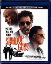 Buy Stand Up Guys Blu-ray Disc, 2013 - Like New