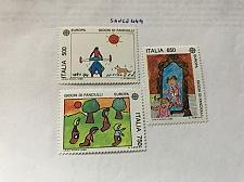 Buy Italy Europa 1989 mnh stamps
