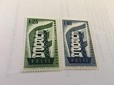 Buy Italy Europa 1956 mnh stamps