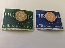 Buy Italy Europa 1960 mnh stamps
