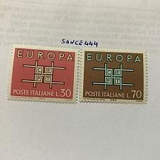 Buy Italy Europa 1963 mnh stamps
