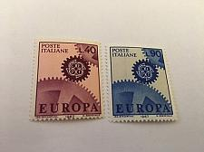 Buy Italy Europa 1967 mnh stamps #abcd