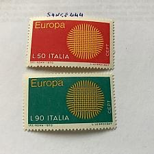 Buy Italy Europa 1970 mnh stamps