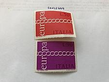 Buy Italy Europa 1971 mnh stamps
