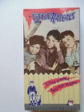 Buy The Little Rascals vhs with free shipping!!!