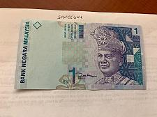 Buy Malaysia 1 ringgit unc. banknote
