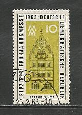 Buy Germany DDR Used Scott #643 Catalog Value $.25