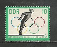 Buy German DDR Hinged Scott #681 Catalog Value $.25