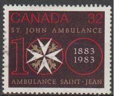 Buy [CA0980] Canada: Sc. no. 980 (1983) Used Single