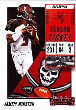 Buy Jameis Winston #7 - Buccaneers 2018 Panini Football Trading Card