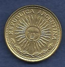 Buy Argentina 10 Pesos 1977 Coin