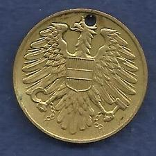 Buy AUSTRIA 20 Groshen 1954 Coin - Al Brass
