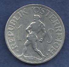 Buy AUSTRIA 1 Shilling 1946 Coin