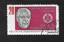 Buy Germany DDR Used Scott #1022 Catalog Value $.25