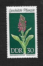 Buy German DDR Hinged Scott #1098 Catalog Value $.25
