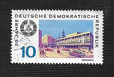 Buy Germany DDR Used Scott #1137 Catalog Value $.25