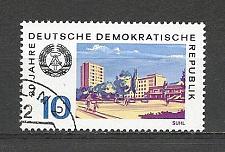 Buy Germany DDR Used Scott #1136 Catalog Value $.25