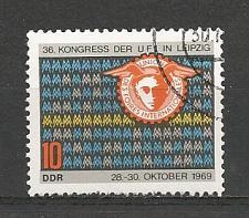 Buy Germany DDR Used Scott #1147 Catalog Value $.25
