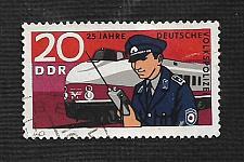 Buy Germany DDR Used Scott #1213 Catalog Value $.25
