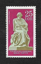 Buy German DDR Hinged Scott #1231 Catalog Value $.25