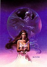 Buy Crystal Griffin #78 - Boris 1992 Fantasy Art Trading Card