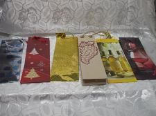 Buy 6 EMPTY Wine Bottle Bags For Holidays