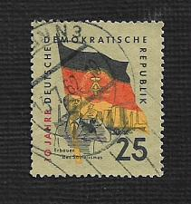Buy Germany DDR Used Scott #460 Catalog Value $.25