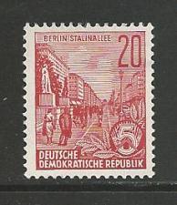 Buy German DDR Hinged Scott #478 Catalog Value $.25