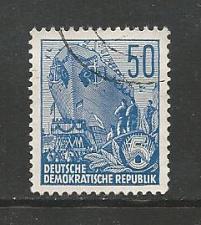 Buy German DDR Used Scott #481 Catalog Value $.25