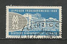 Buy German DDR Used Scott #493 Catalog Value $.25