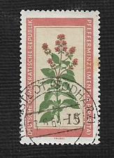 Buy German DDR Used Scott #496 Catalog Value $.25
