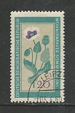 Buy German DDR Used Scott #497 Catalog Value $.25