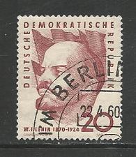 Buy German DDR Used Scott #499 Catalog Value $.25
